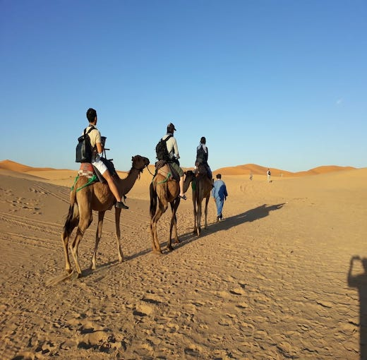 Fes to Fes 2 days desert tour