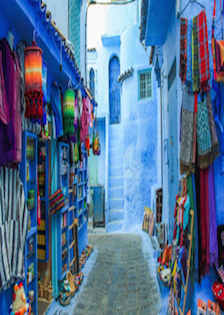 Fes to Chefchaouen 1 day Trip