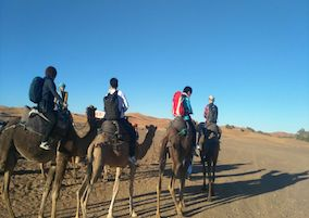 Fes to Marrakech 4 days desert tour