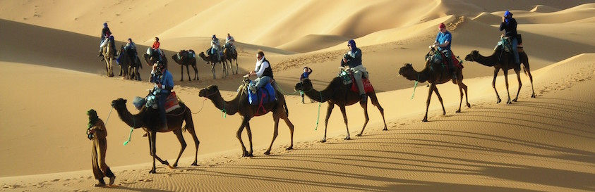 Fes to Marrakech 2 days Tour