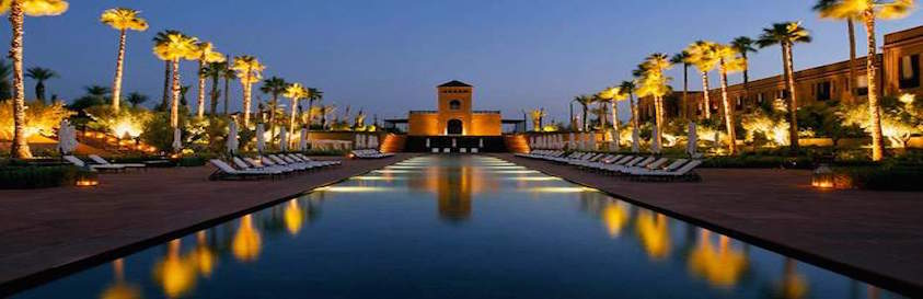Marrakech to Fes 5 days Tour